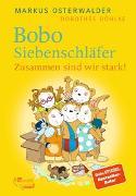 Cover-Bild zu Bobo Siebenschläfer. Zusammen sind wir stark! von Osterwalder, Markus