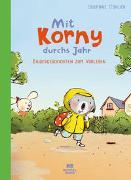 Cover-Bild zu Mit Korny durchs Jahr von Göhlich, Susanne