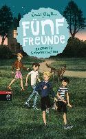 Cover-Bild zu Blyton, Enid: Fünf Freunde geraten in Schwierigkeiten