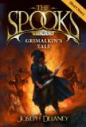 Cover-Bild zu The Spook's Stories: Grimalkin's Tale (eBook) von Delaney, Joseph