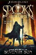 Cover-Bild zu The Spook's Apprentice (eBook) von Delaney, Joseph