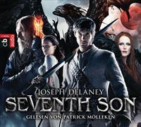 Cover-Bild zu Seventh Son von Delaney, Joseph