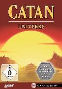 Cover-Bild zu Catan Universe Box von United Soft Media Verlag GmbH (Hrsg.)