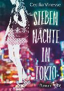 Cover-Bild zu Sieben Nächte in Tokio von Vinesse, Cecilia