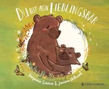 Cover-Bild zu Scheuer, Benjamin: Du bist mein Lieblingsbär