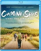 Cover-Bild zu Fergus Grady, Noel Smyth (Reg.): Camino Skies - Himmel über dem Camino BR