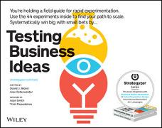 Cover-Bild zu Testing Business Ideas von Bland, David J.