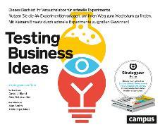 Cover-Bild zu Testing Business Ideas (eBook) von Bland, David