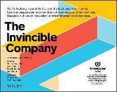 Cover-Bild zu The Invincible Company (eBook) von Pigneur, Yves