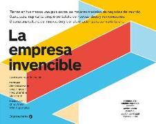 Cover-Bild zu La Empresa Invencible von Osterwalder, Alexander