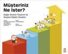 Cover-Bild zu Müsteriniz Ne Ister von Osterwalder, Alexander