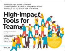 Cover-Bild zu High-Impact Tools for Teams von Mastrogiacomo, Stefano