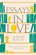 Cover-Bild zu Essays In Love (eBook) von de Botton, Alain