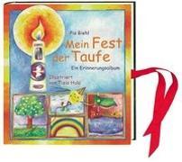 Cover-Bild zu Mein Fest der Taufe von Biehl, Pia