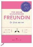 Cover-Bild zu Für meine wunderbare Freundin von Vliet, Elma van