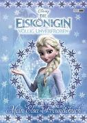 Cover-Bild zu Disney Die Eiskönigin: Mein Elsa-Freundebuch