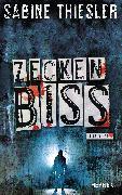 Cover-Bild zu Thiesler, Sabine: Zeckenbiss (eBook)