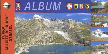 Cover-Bild zu Album klein Furka, Glacier du Rhone, Grimsel