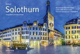 Cover-Bild zu Bildband Solothurn von Christen, Ernst (Fotogr.)