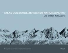 Cover-Bild zu Atlas des Schweizerischen Nationalparks von Haller, Heinrich