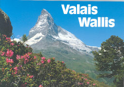 Cover-Bild zu Album Wallis / Valais