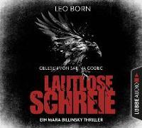 Cover-Bild zu Lautlose Schreie von Born, Leo