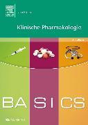 Cover-Bild zu BASICS Klinische Pharmakologie von Ellegast, Jana