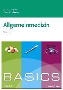 Cover-Bild zu BASICS Allgemeinmedizin von Lehmeyer, Lukas