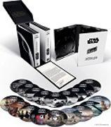 Cover-Bild zu Star Wars Episode 1-9 Boxset - BD + BD Bonus von Abrams, J.J. (Reg.)