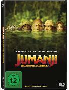 Cover-Bild zu Jumanji: Willkommen im Dschungel von Kasdan, Jake (Reg.)