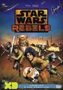 Cover-Bild zu Star Wars Rebels - Prémices d'une rébellion von Lee, Steward (Reg.)