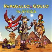 Cover-Bild zu Papagallo & Gollo in Afrika