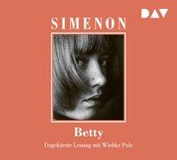 Cover-Bild zu Simenon, Georges: Betty