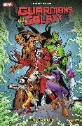 Cover-Bild zu Starlin, Jim: Guardians of the Galaxy - Kosmische Albträume (eBook)