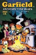 Cover-Bild zu Davis, Jim: Garfield 2018 Vacation Time Blues #1 (eBook)