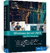 Cover-Bild zu Windows Server 2019 von Kloep, Peter