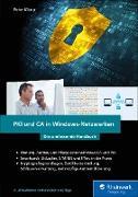 Cover-Bild zu PKI und CA in Windows-Netzwerken (eBook) von Kloep, Peter