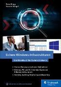 Cover-Bild zu Sichere Windows-Infrastrukturen (eBook) von Kloep, Peter