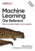 Cover-Bild zu Machine Learning - Die Referenz von Harrison, Matt