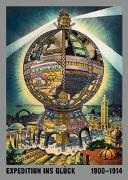Cover-Bild zu Steiner, Juri (Hrsg.): Expedition ins Glück. 1900-1914