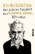 Cover-Bild zu Eierlikörtage von Groen, Hendrik