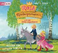 Cover-Bild zu Rosa Räuberprinzessin und der kleine Lügenbaron