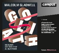Cover-Bild zu David und Goliath (Audio Download) von Gladwell, Malcolm