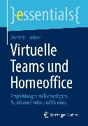 Cover-Bild zu Virtuelle Teams und Homeoffice (eBook) von Lindner, Dominic