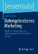 Cover-Bild zu Datengetriebenes Marketing (eBook) von Rashedi, Jonas