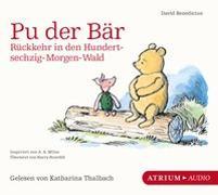 Cover-Bild zu Pu der Bär. Rückkehr in den Hundertsechzig-Morgen-Wald