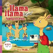 Cover-Bild zu Dewdney, Anna: Llama Lama Family Vacation