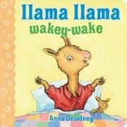 Cover-Bild zu Dewdney, Anna: Llama Llama Wakey-Wake