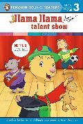 Cover-Bild zu Dewdney, Anna: Llama Llama Talent Show