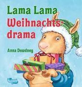 Cover-Bild zu Dewdney, Anna: Lama Lama Weihnachtsdrama